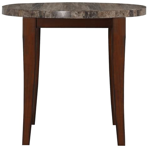 high round dining table city lghts round marble high dining table