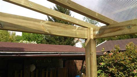 comment construire une pergola en bois sedgu