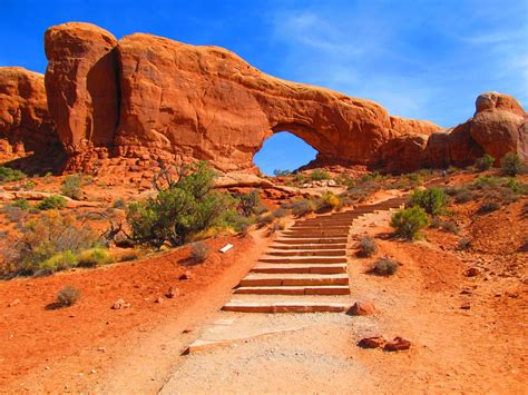 Curves For Days Arches National Park Have Baggage Will