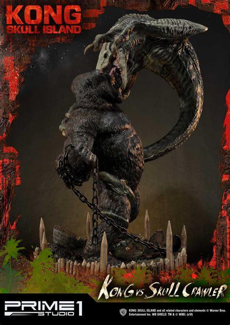 ultimate diorama masterline kong skull island film kong