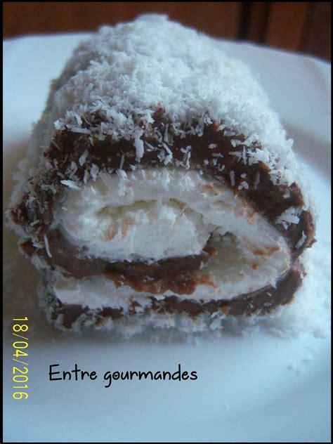 recette de cuisine turque flan roulé au chocolat et coco recette turque çikolatalı