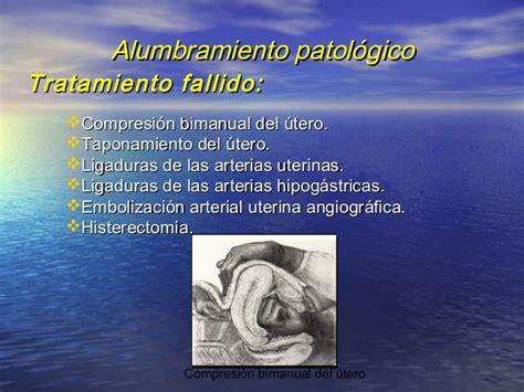 Cytotec Rectal Alumbramiento Normal Y Patologico Gregory