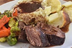 Crockpot Roast Beef Dinner Recipe