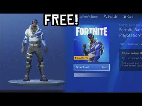 bekommt ihr den neuen skin  fortnite gratis ohne p