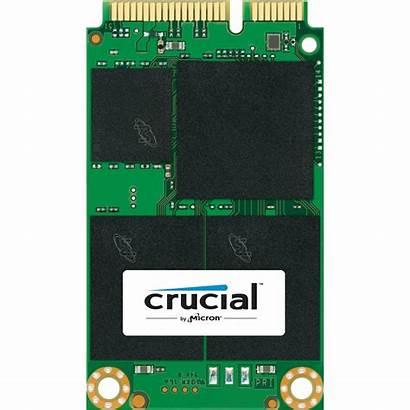 Msata Solid 128gb Crucial Drive State M550