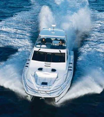 stealth  power motoryacht