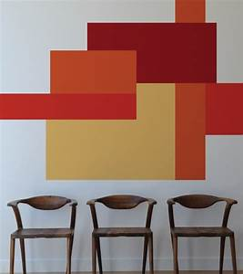 Color blocking your walls simply grove