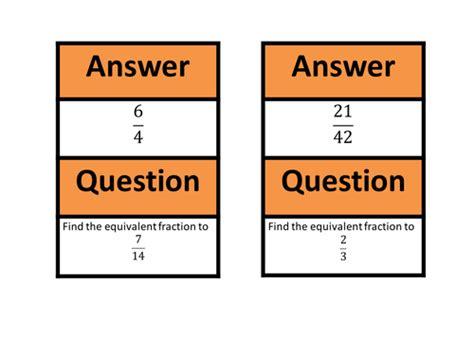 treasure hunt template tes fractions treasure hunt by fosh jish teaching resources