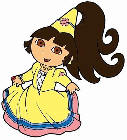 Dora Explorer Princess Clipart Clip Map Deviantart