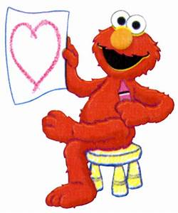 Pictures Of Elmo - ClipArt Best