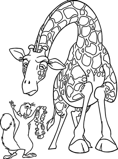 Disney The Wild Coloring Pages 06 Also see the category