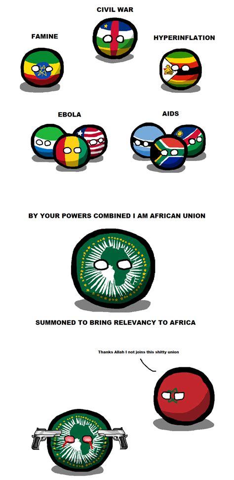 polandball polandball comics captain africa