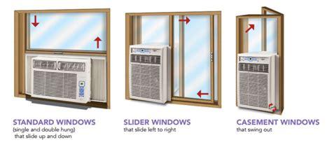 install  standard window air conditioner