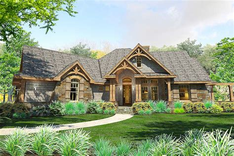 Stunning Craftsman With 3car Garage And Expansion Up And