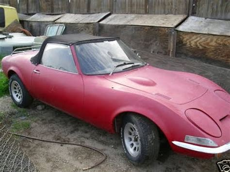 Opels Unlimited by Just A Car 1970 Opel Gt