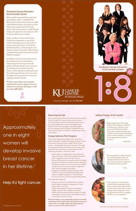 Breast Cancer Brochure Template Free by 60 Beautiful Tri Fold Brochure Designs And Premium