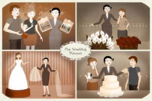 wedding guide about wedding planners
