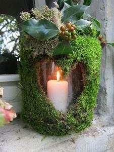 Herbst Tischdeko Natur : herbst deko aus der ~ Bigdaddyawards.com Haus und Dekorationen