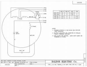 Baldor 7 5 Hp Capacitor Wiring Diagram
