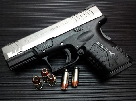 Springfield Xd 45 Vs Glock 21 Review & Comparison