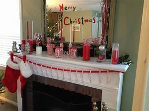 Christmas, Mantel