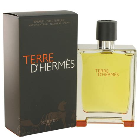 Terre Dhermes Pure Perfume Spray Parfum   Ml