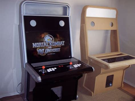 Mame Arcade Cabinet Kit by King 187 Mindset Of The World Warrior 187 Custom