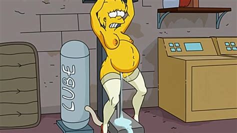 Lisa Simpson And Sex Machine By Nstat