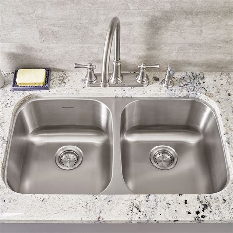 undermount kitchen sink portsmouth bowl kitchen sink american standard 6526