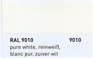 Farbe Ral 9010 : ral 9010 reinwei profitechnik24 ~ Markanthonyermac.com Haus und Dekorationen