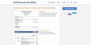 best professional online resume builders css author With got resume builder