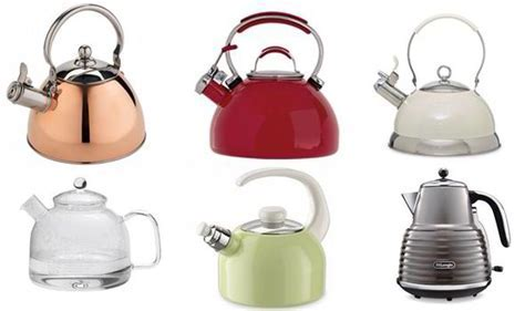 The 10 of the best kettles for your kitchen   Style   Life