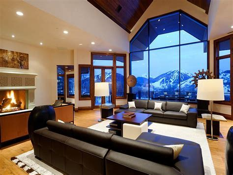 Five Unbelievable Ski Houses for Sale   Networx