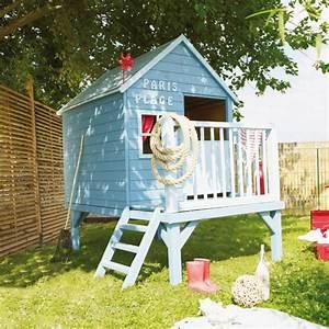 Cabane De Jardin Enfant : cabane sur pilotis enfants winny 190x120x200cm forest style ~ Farleysfitness.com Idées de Décoration