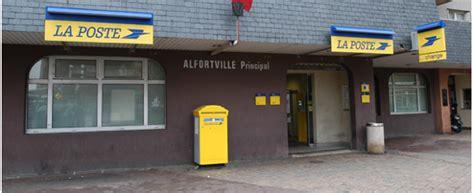 bureau de poste alfortville fermeture de la poste place allende à alfortville