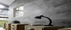 lambris bois ou pvc une deco murale top tendance With carrelage adhesif salle de bain avec lit led blanc