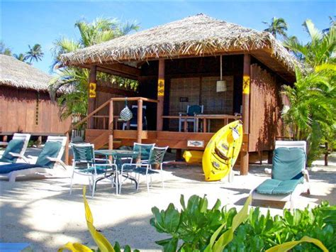 Rarotonga Beach Bungalows, Cook Islands Resorts