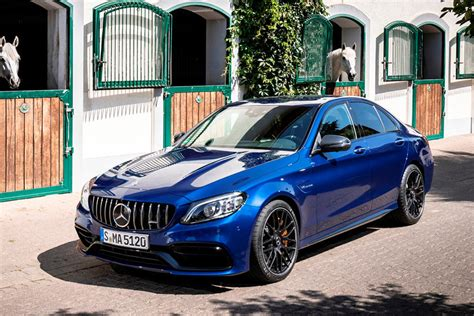 Explore the amg c 63 coupe, including specifications, key features, packages and more. 2021 Mercedes-AMG C63 Sedan Exterior Photos | CarBuzz