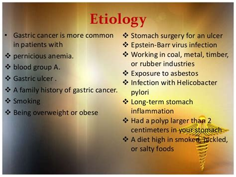 stomach cancer