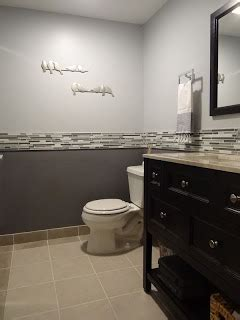 Bathroom Tile Accent Strip