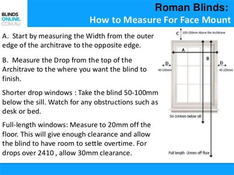 how to measure blinds how to measure blinds