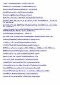 Samsung Syncmaster P2450h Service Manual Repa By Brandon