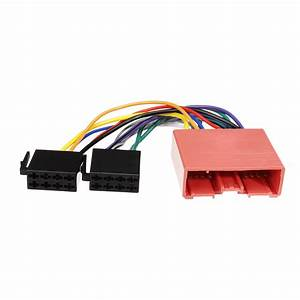 Iso Car Stereo Radio Wiring Harness Loom Adaptor Connector