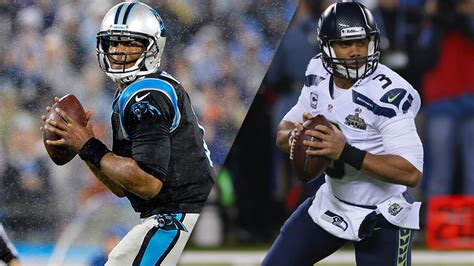 cam newton  russell wilson  makings  classic