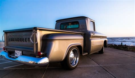 chevy truck mo muscle cars