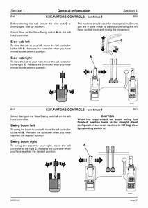 Jcb 804plus Mini Excavator Service Repair Manual Sn Uff08734402