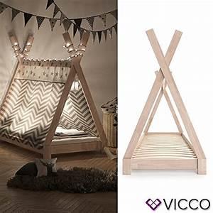 Zelt Bett Kinder : betten von vicco g nstig online kaufen bei m bel garten ~ Michelbontemps.com Haus und Dekorationen