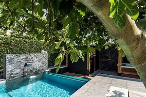 petit jardin avec piscine pour un ete rafraichissant With jardin avec piscine design