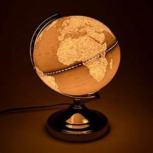 Lampe Globe Terrestre : lampe touch globe terrestre maison fut e ~ Teatrodelosmanantiales.com Idées de Décoration