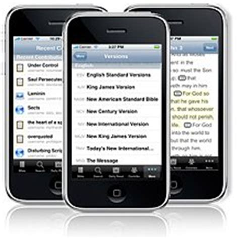 bible apps for iphone the best iphone bible app christian website